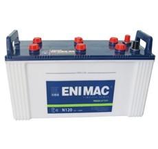 Ắc quy ENIMAC N120