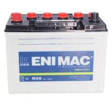 Ắc quy ENIMAC N50