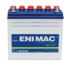 Ắc quy ENIMAC NS40Z