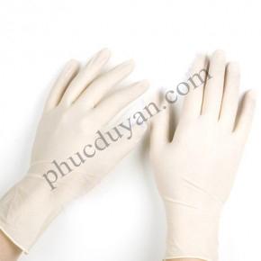 Găng tay y tế tiệt trùng MALAYSIA