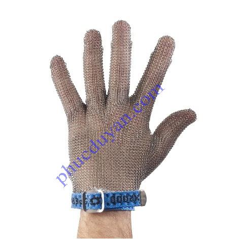 Găng tay chống cắt Inox - Loại 5 ngón