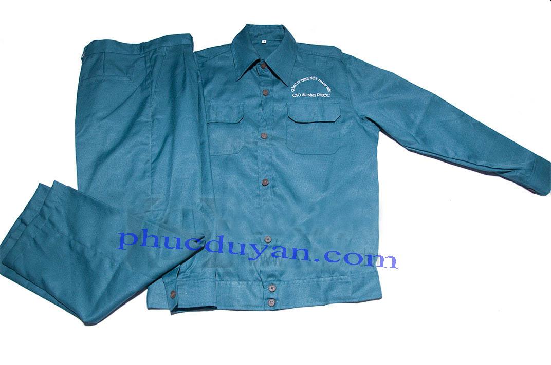 Quần áo bảo hộ lao động 05