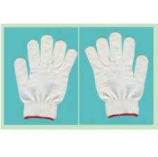 Găng tay len sợi COTTON-POLY
