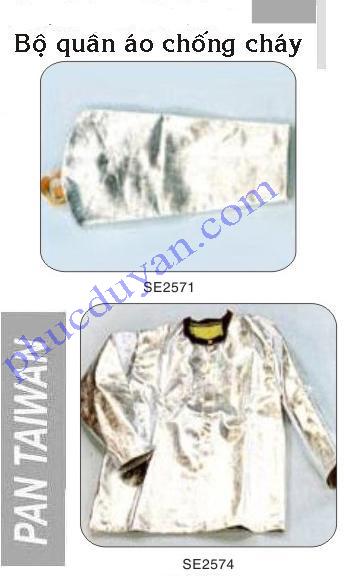 Quần áo bảo hộ chống cháy 01